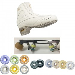Fly + Silver Plus + Abec 1 + wheels of your choice Complete skate